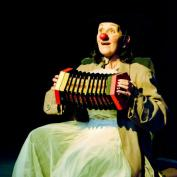 Clown & Concertina