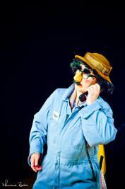 Stagehand & Telephone